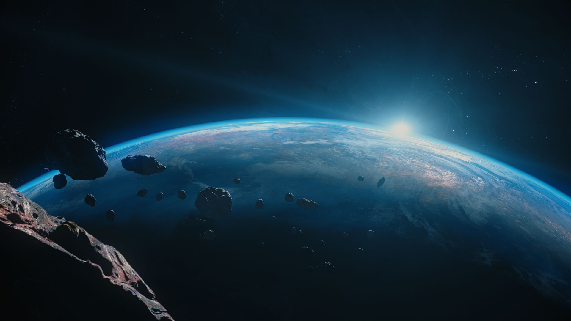planet blender space vfx gleb alexandrov